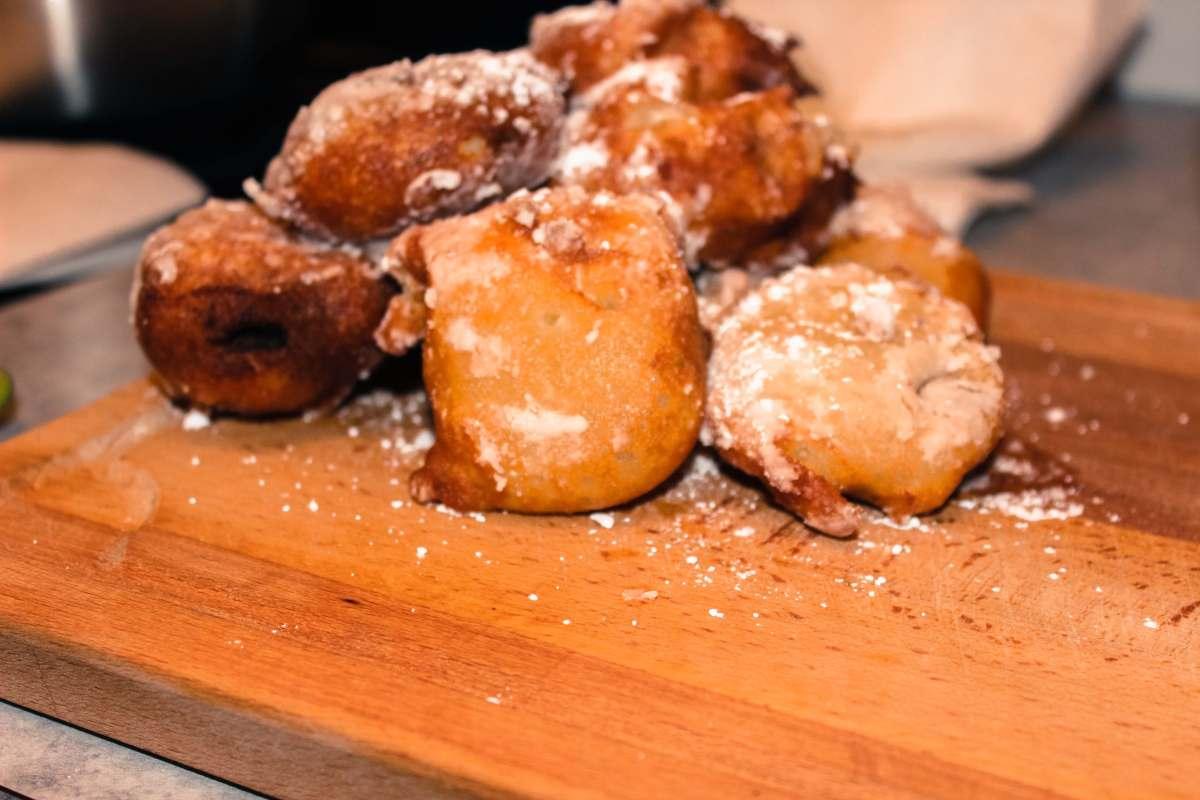 Homemade Deep FriedOreos