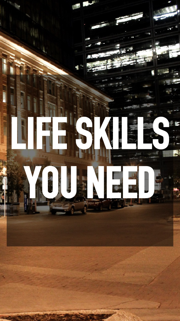 Life Skills YouNeed