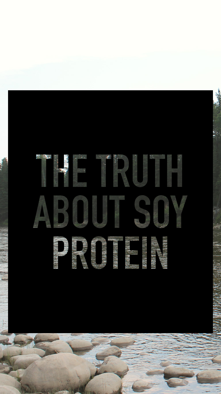 The Truth About Soy Protein