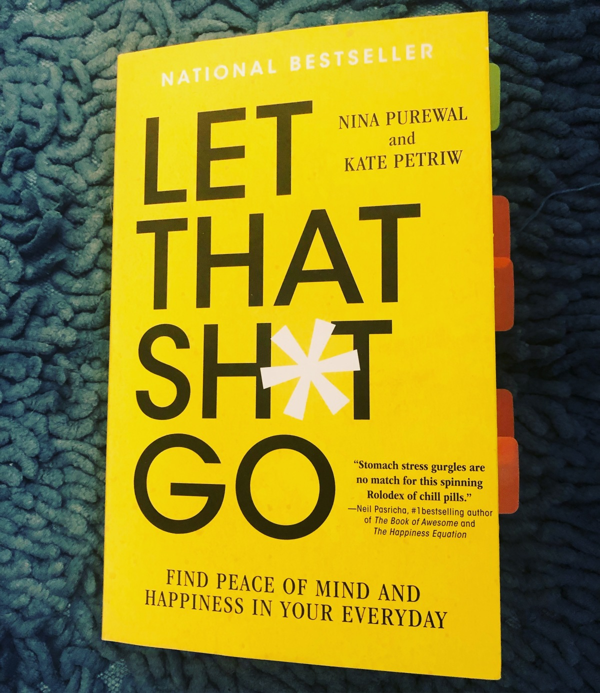 Book Review : Let That Sh*t Go – Nina P and Kate P.